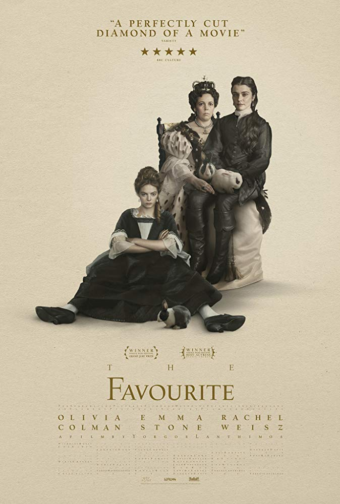 3 The Favourite